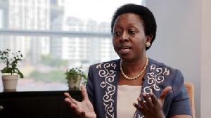 Dr. Aisa Kirabo Kacyira, Rwanda High Commissioner to Ghana
