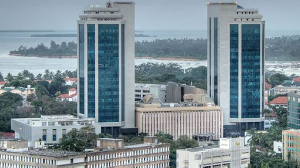 The Bank of Tanzania headquarters. PHOTO   FILE