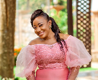 Gospel musician, Ruth Adjei