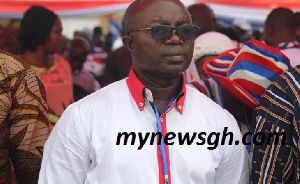 Osei Assibey Antwi   Kumasi Mayor
