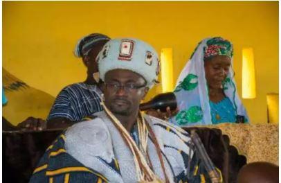 Nyelinboligu Naa Yakubu Andani Dasana Abdullai, Regent of Bimbilla
