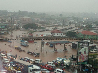 About 7 people have been allegedly been confirmed dead after Thursday's rains