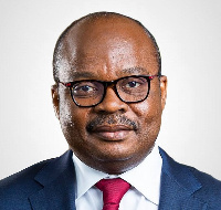 Governor of Bank of Ghana, Ernest Addison