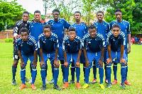 WAFA U17 are in Abidjan for the tournament
