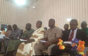 Asante Akyem Mp Award