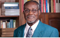 Dr. Obed Yao Asamoah, Former Attorney General