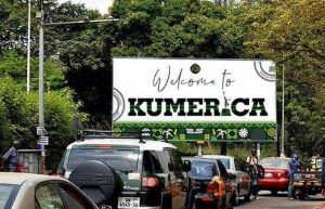 Kumerican movement is currently making waves in the Ashanti region