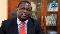 Deputy Minister for Education, Dr Yaw Osei Adutwum