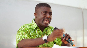 Deputy Chairman in charge of Corporate Affairs at the Electoral Commission, Dr Bossman Eric Asare