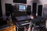KNUST recording studio