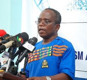 Yaw Boadu-Ayeboafoh, Chairman, NMC