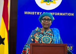 Hajia Alima Mahama, Minister of Local Government and Rural Development