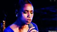 Grammy award-winning singer, Jennifer Hudson