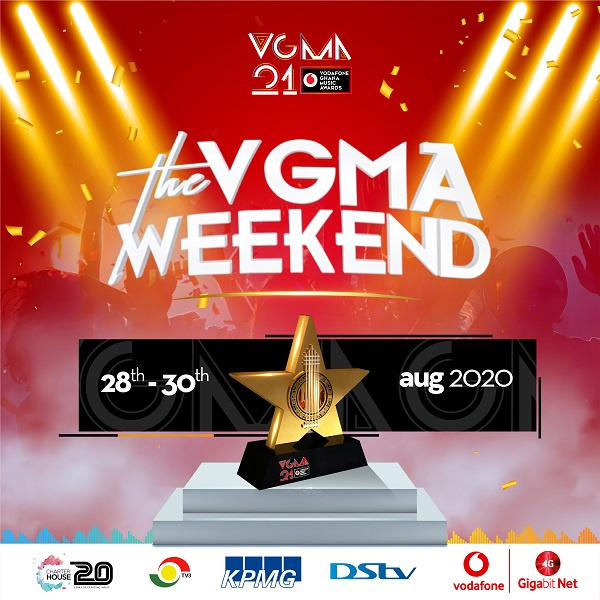 There will be no public attendance at this year's Vodafone Ghana Music Awards