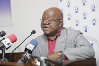Prof. Ocquaye called for the setting up of an electoral body to supervise elections in West Africa