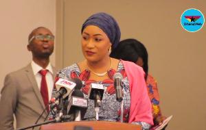 Second Lady of the Republic of Ghana, Hajia Samira Bawumia
