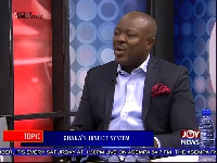 Private legal practitioner, Victor Adawudu