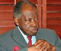 Retired diplomat, K. B Asante