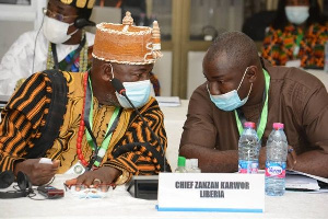Osaagyefuo Amoatia Ofori-Panin believes the chieftaincy institution can help solve problems