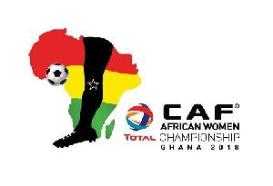 Womens Afcon Logo