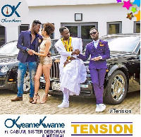 Okyeame Kwame ft Sis. Derbie, Cabum and Medikal on 'Tension'