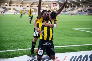 Former Hearts of Oak striker, Kwame Kizito