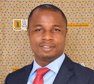 John Mensah Mawutor, Dean Of Graduate Studies, UPSA