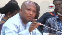 Samuel Okudzeto Ablakwa ,Member of Parliament for North-Tongu