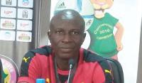 Yusif Basigi, head coach of the Black Princesses