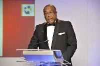 Former Ghana's ambassador to UK, Victor Smith