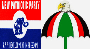 Flag of NPP and NDC