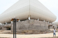 The Ghana National Theatre