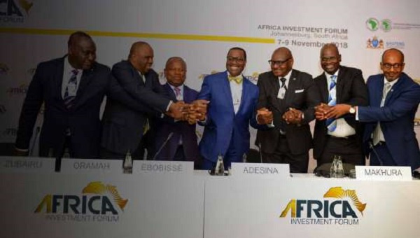 Africa Investment Forum ends with US$40.1 billion deals secured