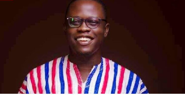 It's my mother's dream to see me become an MP - Dr. Rashid Kwesi Etuaful