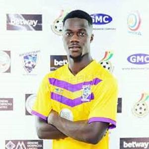 Medeama SC midfielder Richard Boadu