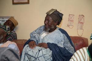 His Majesty Nayiri Nabohagu Mahami