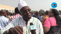 Member of Parliament for Tamale Central, Inusah Fuseini