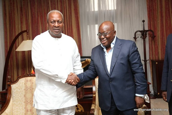 God not \'so wicked\' to \'punish\' Ghanaians with another Mahama govt – Akufo-Addo