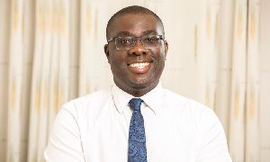 Sammi Awuku is currently the National Organizer of the ruling NPP