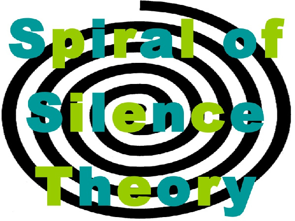 The spiral silence in recent happenings is a sign of a sort of indirect autocracy