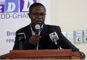 Charles Ackah, Research Fellow - ISSER