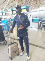 Prince Opoku Agyemang travels with Cape Town City FC ahead of his debut against Maritzburg United