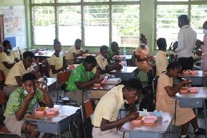 Some JHS candidates benefited from govt's