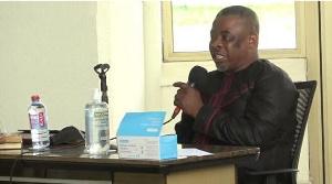Medical Superintendent of the Ejura Government Hospital, Dr. Emmanuel Mensah Manye
