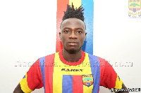 Fatawu Mohammed will be staying with Hearts till 2020