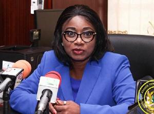 Gender Minister, Cynthia Mamle Morrison