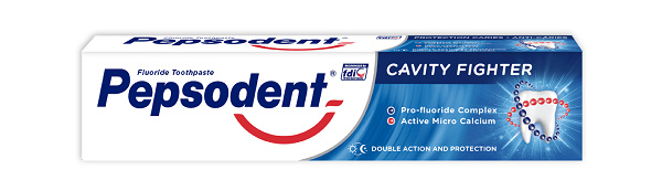 Pepsodent new pack