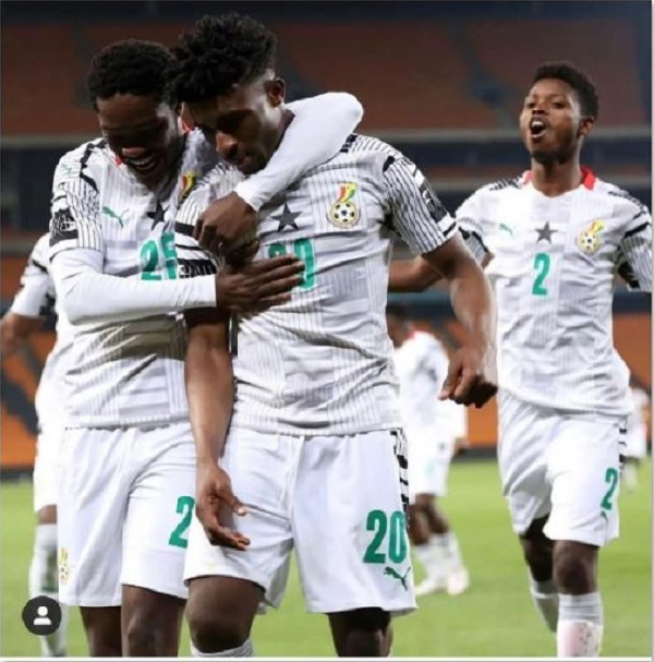 Ghanaians rave about exciting Kudus and Partey