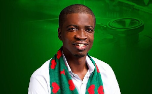NDC Parliamentary Candidate for Agona West, Paul Ofori Amoah