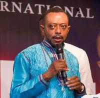 Rev Isaac Owusu-Bempah, Leader of Glorious Word Ministry